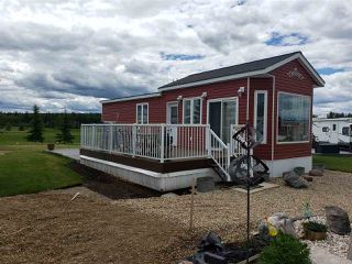 Photo 2: 112 53126 RGE RD 70: Rural Parkland County Manufactured Home for sale : MLS®# E4161468
