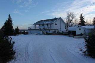 Photo 1: 6009 Highway 633: Rural Lac Ste. Anne County House for sale : MLS®# E4161517