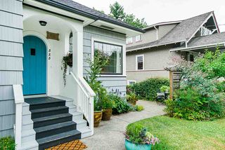 Photo 2: 525 FIFTH Street in New Westminster: Queens Park House for sale : MLS®# R2387204