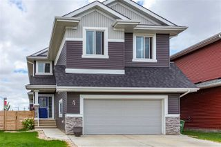 Photo 1: 4 Red Fox Way: St. Albert House for sale : MLS®# E4214435