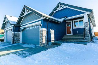 Photo 2: 159 Rankin Drive: St. Albert House Half Duplex for sale : MLS®# E4221048