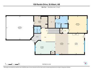 Photo 31: 159 Rankin Drive: St. Albert House Half Duplex for sale : MLS®# E4221048