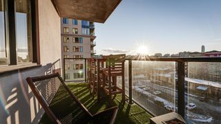 Photo 36: 702 10319 111 Street in Edmonton: Zone 12 Condo for sale : MLS®# E4223695