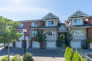 Main Photo: 49 9551 FERNDALE Road in Richmond: McLennan North Townhouse for sale : MLS®# R2529426