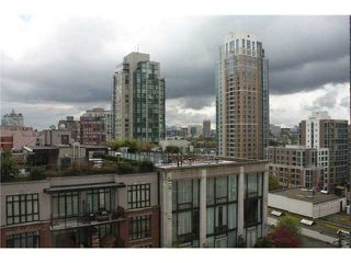 Photo 9: 608 1238 RICHARDS Street in Vancouver: VVWYA Condo for sale (Vancouver West)  : MLS®# V891180