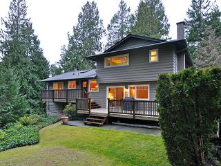 Photo 9: 5714 BLUEBELL Drive in West Vancouver: Eagle Harbour House for sale : MLS®# V927721