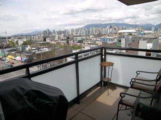 "Photo 7: 409 2515 ONTARIO ST in Vancouver: Mount Pleasant VW Condo for sale in ""ELEMENTS"" (Vancouver West)  : MLS®# V586651"