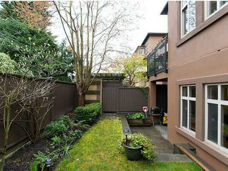 Photo 10: 4 3036 W 4TH Avenue in Vancouver: Kitsilano Condo for sale (Vancouver West)  : MLS®# V999898