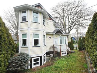Main Photo: 1428 Fort Street in Victoria: Vi Downtown Single Family Detached for sale : MLS®# 318613