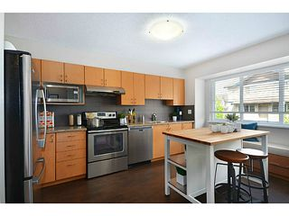 Photo 4: # 6 1268 RIVERSIDE DR in Port Coquitlam: Riverwood Condo for sale : MLS®# V1012744