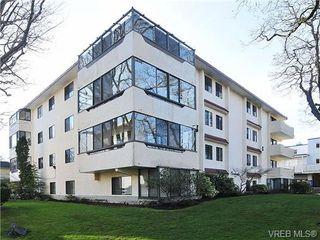 Main Photo: 204 1325 Harrison Street in VICTORIA: Vi Downtown Condo Apartment for sale (Victoria)  : MLS®# 334079