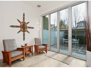 """Photo 9: 2048 WHYTE Avenue in Vancouver: Kitsilano House 1/2 Duplex for sale in """"Kits Point"""" (Vancouver West)  : MLS®# V1055098"""