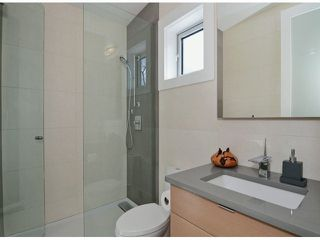 """Photo 17: 2048 WHYTE Avenue in Vancouver: Kitsilano House 1/2 Duplex for sale in """"Kits Point"""" (Vancouver West)  : MLS®# V1055098"""