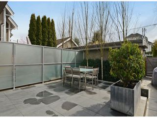 """Photo 19: 2048 WHYTE Avenue in Vancouver: Kitsilano House 1/2 Duplex for sale in """"Kits Point"""" (Vancouver West)  : MLS®# V1055098"""