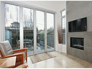"""Photo 10: 2048 WHYTE Avenue in Vancouver: Kitsilano House 1/2 Duplex for sale in """"Kits Point"""" (Vancouver West)  : MLS®# V1055098"""