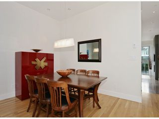 """Photo 7: 2048 WHYTE Avenue in Vancouver: Kitsilano House 1/2 Duplex for sale in """"Kits Point"""" (Vancouver West)  : MLS®# V1055098"""
