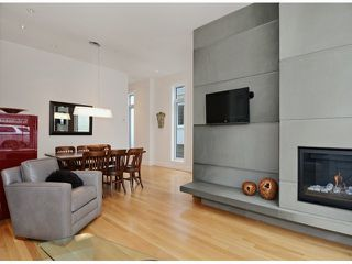 """Photo 5: 2048 WHYTE Avenue in Vancouver: Kitsilano House 1/2 Duplex for sale in """"Kits Point"""" (Vancouver West)  : MLS®# V1055098"""