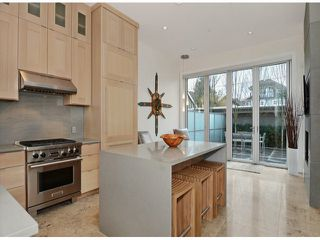 """Photo 8: 2048 WHYTE Avenue in Vancouver: Kitsilano House 1/2 Duplex for sale in """"Kits Point"""" (Vancouver West)  : MLS®# V1055098"""