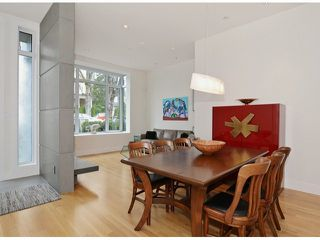"""Photo 6: 2048 WHYTE Avenue in Vancouver: Kitsilano House 1/2 Duplex for sale in """"Kits Point"""" (Vancouver West)  : MLS®# V1055098"""