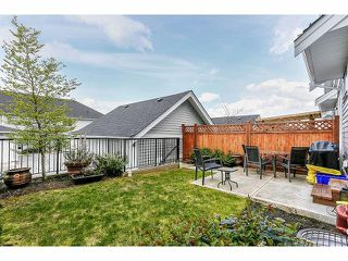 """Photo 19: 21071 79A Avenue in Langley: Willoughby Heights House for sale in """"YORKSON SOUTH"""" : MLS®# F1409492"""