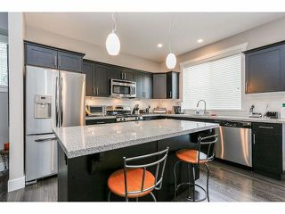 """Photo 7: 21071 79A Avenue in Langley: Willoughby Heights House for sale in """"YORKSON SOUTH"""" : MLS®# F1409492"""