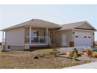 Photo 1: 2020 31st Avenue: Nanton Residential Detached Single Family for sale : MLS®# C3614315