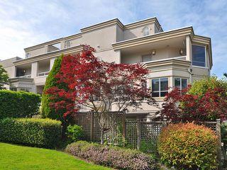 "Photo 1: 312 2057 W 3RD Avenue in Vancouver: Kitsilano Condo for sale in ""SAUSALITO"" (Vancouver West)  : MLS®# V1064184"