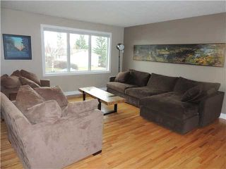 Photo 4: 4448 DALHART Road NW in CALGARY: Dalhousie Residential Detached Single Family for sale (Calgary)  : MLS®# C3615332