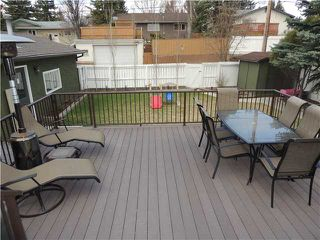 Photo 25: 4448 DALHART Road NW in CALGARY: Dalhousie Residential Detached Single Family for sale (Calgary)  : MLS®# C3615332