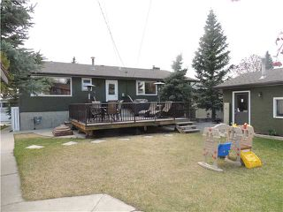 Photo 26: 4448 DALHART Road NW in CALGARY: Dalhousie Residential Detached Single Family for sale (Calgary)  : MLS®# C3615332