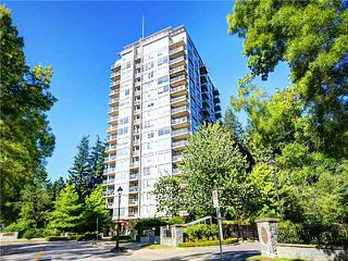 "Photo 1: 1605 5639 HAMPTON Place in Vancouver: University VW Condo for sale in ""THE REGENCY"" (Vancouver West)  : MLS®# V1071592"