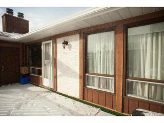 Photo 2: 760 River Road in WINNIPEG: St Vital Condominium for sale (South East Winnipeg)  : MLS®# 1427926