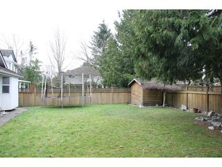 "Photo 15: 4632 220TH Street in Langley: Murrayville House for sale in ""MURRAYVILLE"" : MLS®# F1435027"
