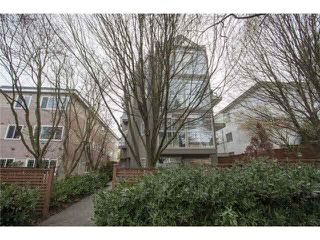"Photo 17: 301 1126 W 11TH Avenue in Vancouver: Fairview VW Condo for sale in ""FAIRVIEW"" (Vancouver West)  : MLS®# V1110622"