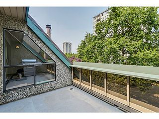 "Photo 14: 410 1500 PENDRELL Street in Vancouver: West End VW Condo for sale in ""PENDRELL MEWS"" (Vancouver West)  : MLS®# V1134010"