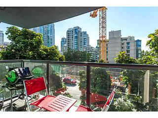 "Photo 9: 302 501 PACIFIC Street in Vancouver: Downtown VW Condo for sale in ""THE 501"" (Vancouver West)  : MLS®# V1139299"