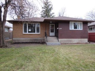 Photo 13: 404 Greene Avenue in WINNIPEG: East Kildonan Residential for sale (North East Winnipeg)  : MLS®# 1530054