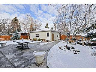 Photo 25: 5924 LEWIS Drive SW in Calgary: Lakeview House for sale : MLS®# C4040273