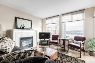 """Photo 2: 506 720 CARNARVON Street in New Westminster: Downtown NW Condo for sale in """"CARNARVON TOWERS"""" : MLS®# R2017366"""