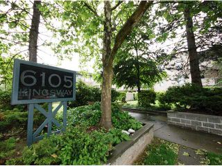 "Main Photo: 311 6105 KINGSWAY in Burnaby: Highgate Condo for sale in ""HAMBRY COURT"" (Burnaby South)  : MLS®# R2083290"