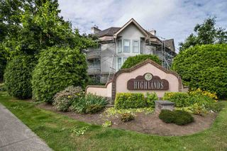 "Photo 1: 103 7171 121 Street in Surrey: West Newton Condo for sale in ""THE HIGHLANDS"" : MLS®# R2086342"