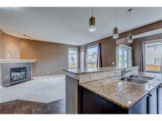 Photo 8: 172 EVERWOODS Green SW in Calgary: Evergreen House for sale : MLS®# C4073885