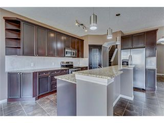 Photo 10: 172 EVERWOODS Green SW in Calgary: Evergreen House for sale : MLS®# C4073885