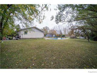 Photo 17: 60 PALMTREE Bay: Oakbank Residential for sale (R04)  : MLS®# 1625523