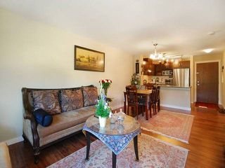 "Photo 6: 418 3110 DAYANEE SPRINGS BL in Coquitlam: Westwood Plateau Condo for sale in ""LEDGEVIEW"" : MLS®# R2118967"
