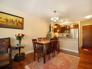 "Photo 7: 418 3110 DAYANEE SPRINGS BL in Coquitlam: Westwood Plateau Condo for sale in ""LEDGEVIEW"" : MLS®# R2118967"