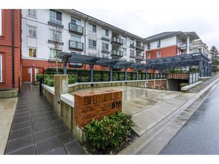"Photo 20: 215 618 COMO LAKE Avenue in Coquitlam: Coquitlam West Condo for sale in ""EMERSON"" : MLS®# R2142768"