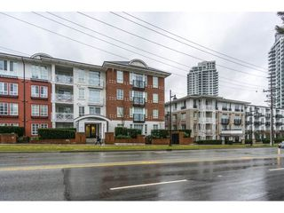 "Photo 1: 215 618 COMO LAKE Avenue in Coquitlam: Coquitlam West Condo for sale in ""EMERSON"" : MLS®# R2142768"