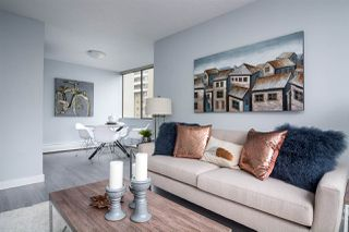 """Photo 2: 902 4300 MAYBERRY Street in Burnaby: Metrotown Condo for sale in """"TIME SQUARES"""" (Burnaby South)  : MLS®# R2151858"""