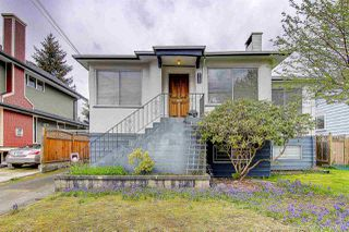 "Photo 1: 2135 EIGHTH Avenue in New Westminster: Connaught Heights House for sale in ""CONNAUGHT HEIGHTS"" : MLS®# R2156367"
